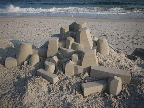 calvin seibert geometric sand sculptures calvin seibert 11