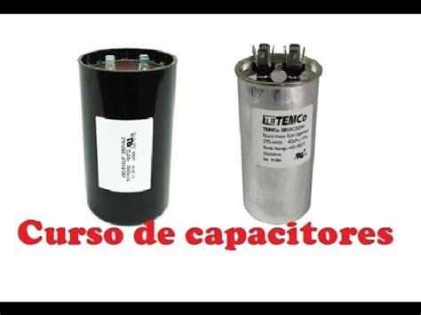 funcion capacitor en refrigeracion capacitores de arranque para compresores refrigeracion airea condicionado