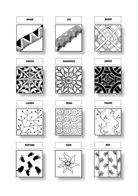 zentangle pattern knase 1360 best images about zentangle on pinterest easy
