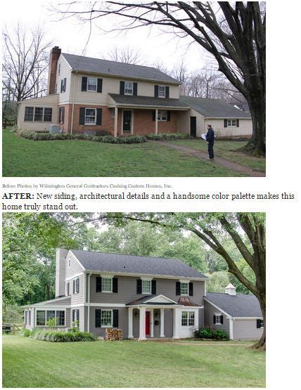 Ranch Remodel Exterior Photos 6 Before And Afters You Have To See To Believe