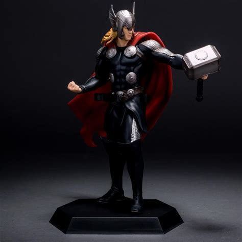 Thor Figure Model 35cm Pvc The toys thor heroes pvc figure collection model 7 quot 23cm kt1935 in