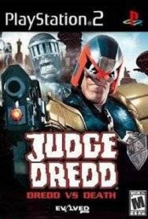 dramacool judge vs judge judge dredd dredd vs death sony playstation 2 game