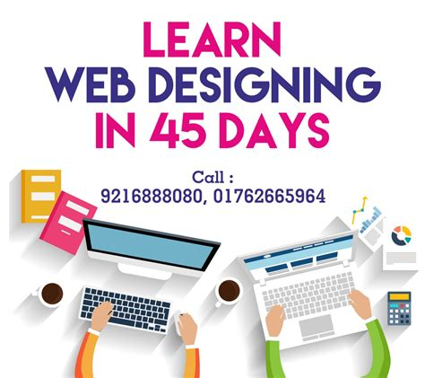 html design learn web designing course in zirakpur for working professionals