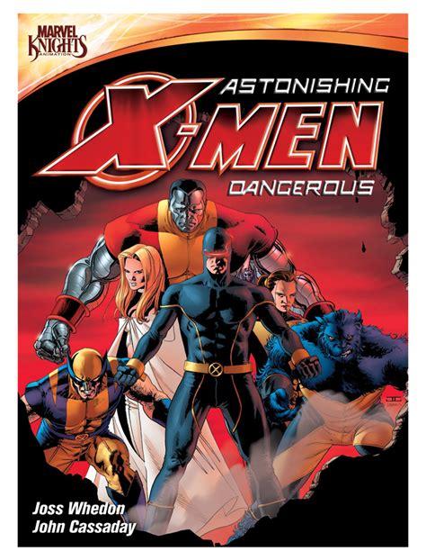 astonishing x men by whedon 0785161953 astonishing x men dangerous motion comic comics bulletin