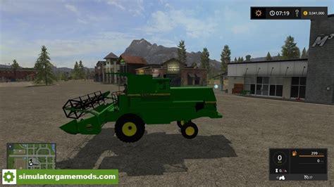 download mod game turbo fs17 john deere slc 7500 turbo pack v1 0 simulator