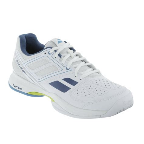 all white mens sneakers babolat pulsion bpm mens tennis shoes footwear 2015