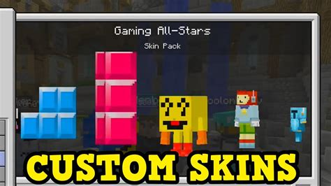 minecraft console minecraft console custom skins gameplay why it won t