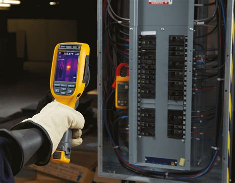 thermal imaging app fluke ti125 thermal imaging ti125 for industrial