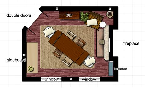 Florplaner new dining room floor plan learning is social