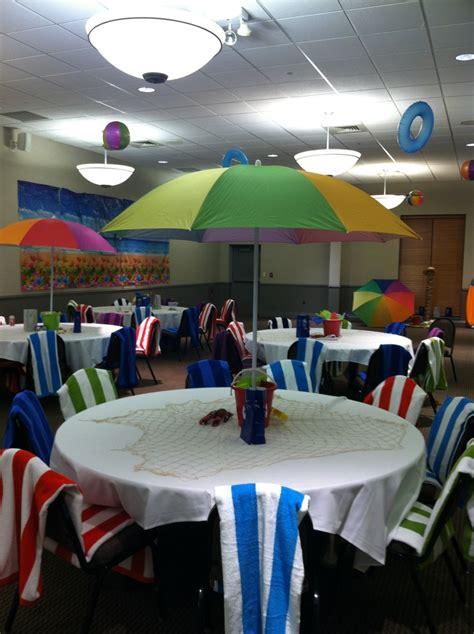 themes kindergarten graduation beach theme graduation party 5th grade decorations