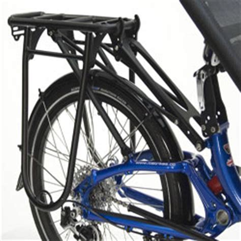 Suspension Pannier Rack by Utah Trikes Suspension Rack With Pannier Sides For