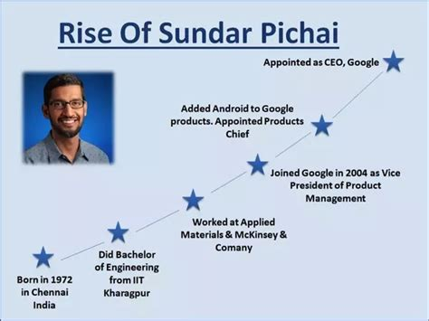 Sundar Pichai Education Mba by If Sundar Pichai Studied Metallurgy At Iit Kgp And A