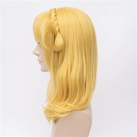 Wig Ohara Mari Aqours Ruler wig lovelive mari ohara uniqso