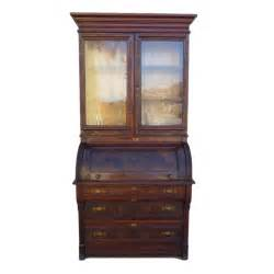 Antique Small Secretary Desk With Hutch Furniture Small Drop Front Secretary Desk With Hutch And