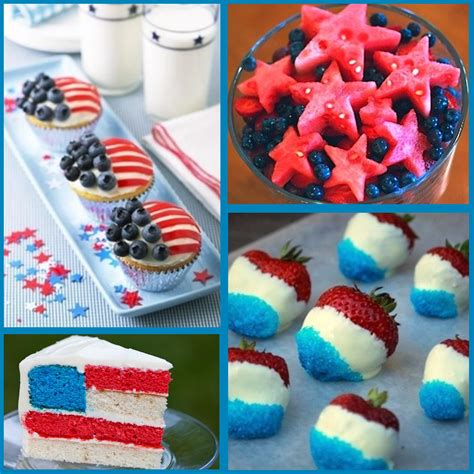 fourth of july 4th of july food ideas mimi s dollhouse