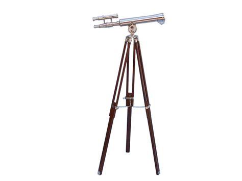Telescope Floor L by Buy Floor Standing Chrome Griffith Astro Telescope 45 Inch