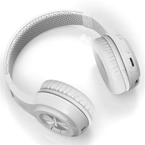 Bluetooht Headset Bluedio H Headphone Wireless bluedio h turbine bluetooth stereo headphone wireless headphone built in mic bt4 1 headset