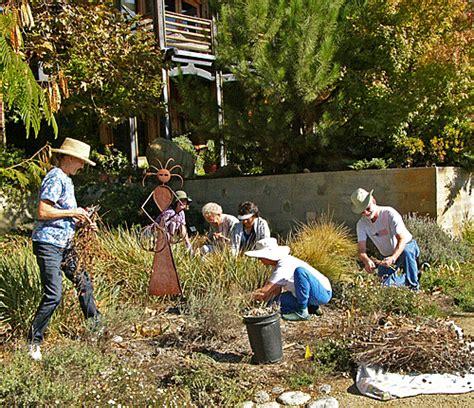 Gardening Volunteer Opportunities Arroyo