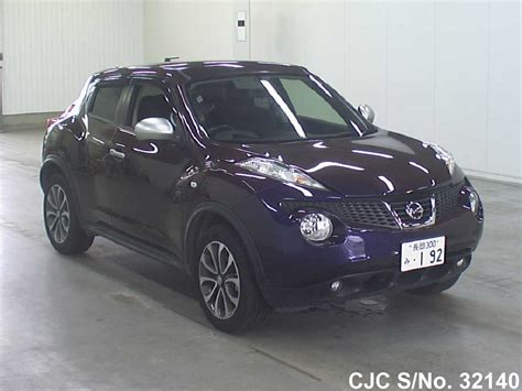 purple nissan juke 2014 nissan juke purple for sale stock no 32140