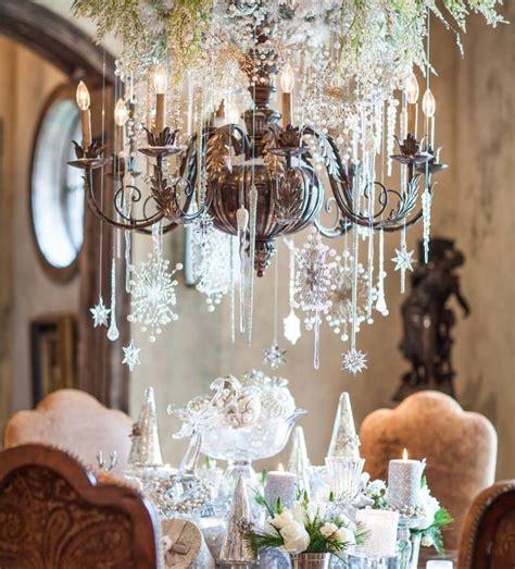 como decorar la mesa para el espiritu de la navidad chandelier navide 209 o a 241 ade a la mesa de navidad una dosis