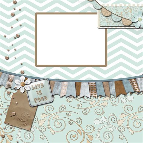 scrapbooking templates free enchanted s free quot shore quot digital scrapbook page