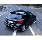 Peugeot 207 RC Technical Details History Photos On