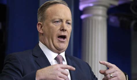 sean spicer yale file in this monday jan 23 2017 file photo white