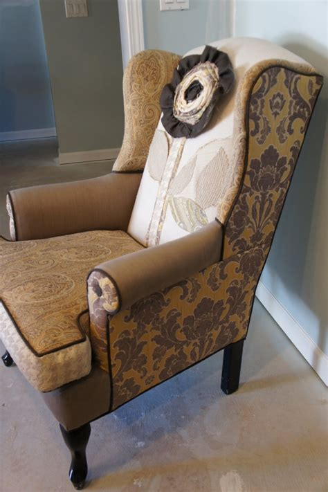 Furniture Upholstery Ideas 30 best images about upholstery ideas for wing back chair on upholstery fashion