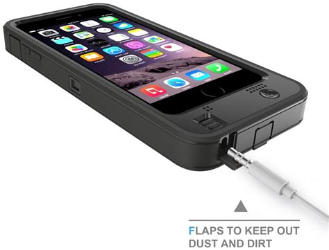 Protector With Holster Penjepit Pinggang For Iphone 6 6plus zerolemon zero shock iphone 6 plus battery charging
