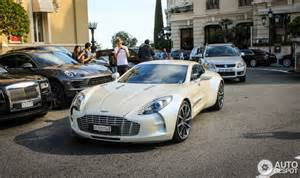 Aston Martin One 77 Aston Martin One 77 6 January 2016 Autogespot