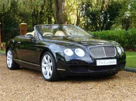 how petrol cars work 2008 bentley continental gtc electronic toll collection bentley continental gtc petrol automatic 2006 56 car for sale