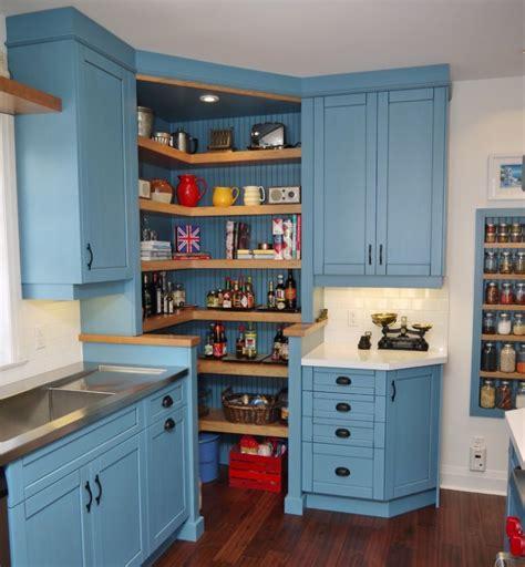 small corner kitchen cabinet 20 corner cabinet designs ideas design trends
