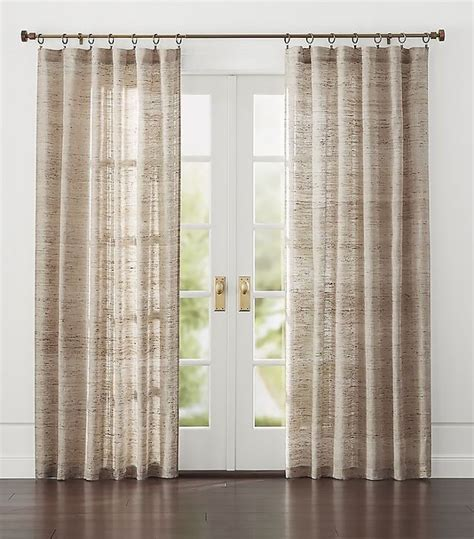 hanging drapes 9 must know rules for hanging curtains and shades mydomaine