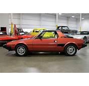 1980 Fiat X1/9  Post MCG Social™ MyClassicGarage™