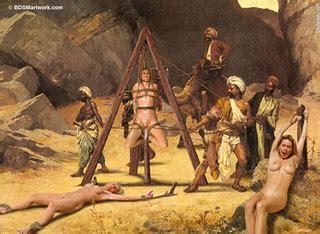 Free Bdsm Comics Desert Bedouins Captured Three White Girls