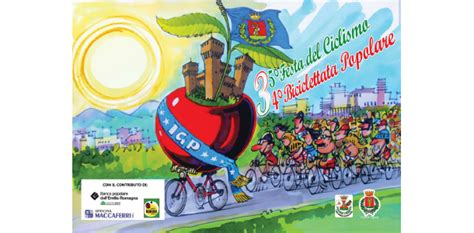 popolare vignola 35a festa ciclismo 34a biciclettata popolare