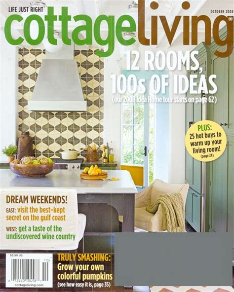 Cottage Living Magazine by R E C L A I M E D Cottage Living Magazine