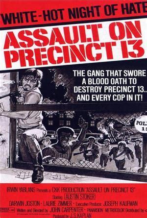 Film Review Assault On Precinct 13 1976 Tales From - download assault on precinct 13 1976 720p kat movie