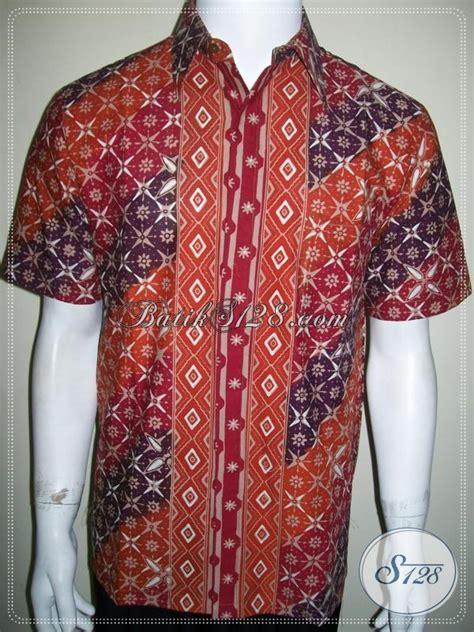 Rok Pendek Ukuran M pakaian batik kerja pria ukuran m lengan pendek elegan