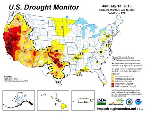 map of us drought states exceptional drought expands in sacramento valley
