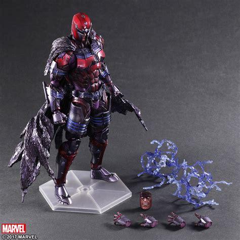 Figure X Xmen Magneto Marvel marvel universe magneto variant play arts figure