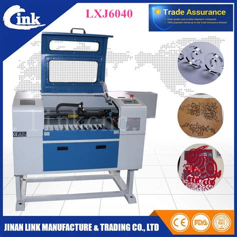 Laser Cutter For Paper Crafts - 600 400mm lxj6040 paper crafts laser cutter machine in