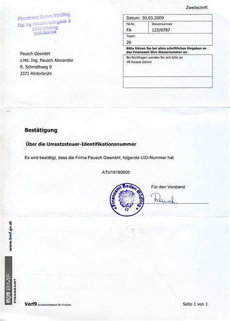 Rechnung Schweiz Uid Pausch Uid Vat Umsatzsteuer In Der Eu Tax Free Intracommunity Delivery