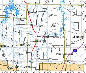 Dallas Counties Map by Dallas County Missouri Detailed Profile Houses Real