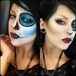 Halloween Cupcake Costume 50 Halloween Calaveras Makeup Sugar Skull Ideas