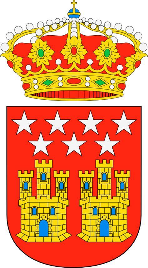 madrid comunidad de madrid d g de la mujer dibujo her 193 ldico escudo de la comunidad de madrid