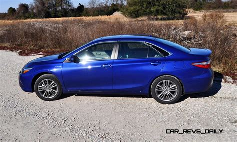 2015 Toyota Camry Hybrid Review 2015 Toyota Camry Se Hybrid Review 54