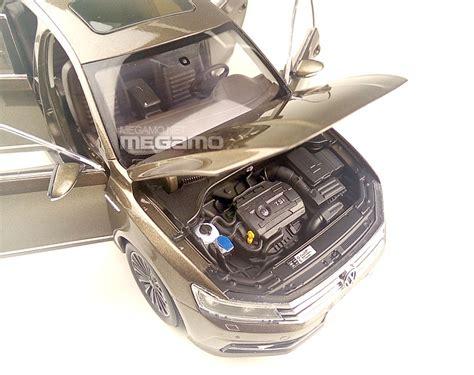 1 43 Shanghai Volkswagen New Passat Gp 2016 Gray Diecast Metal Model 1 18 volkswagen passat b7 brown bronze 2016 lci facelift 330 tsi faw vw dealer