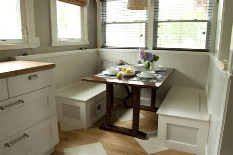kitchen bench seating ideas diy banquette jessepeckwrites