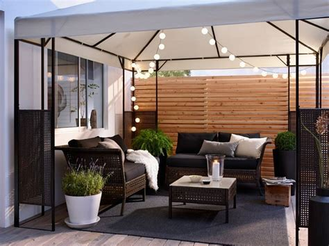 ikea arredamenti mobili da giardino ikea arredo giardino